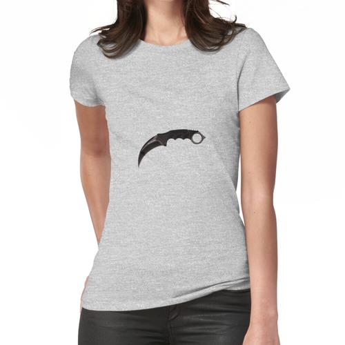 Csgo Das Karambit-Messer Frauen T-Shirt