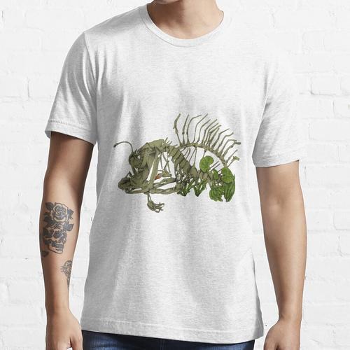 Anglerfisch-Aquarium Essential T-Shirt