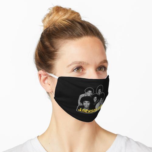 Jackson 5 T-Shirtjackson 5 Maske