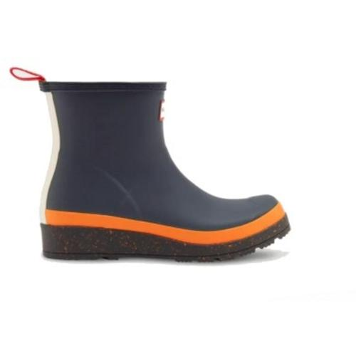 Hunter Play Short Speckle Sole Boots
