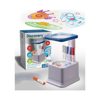 Discovery Kids White Toy Sketcher Projector