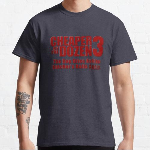 Cheaper by the Dozen 3 Classic T-Shirt