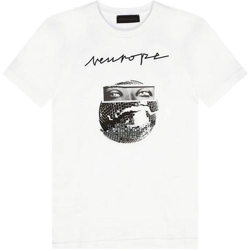 DIESEL Bedrucktes T-Shirt