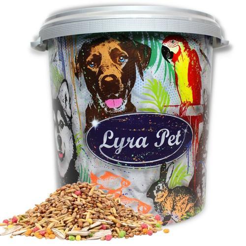 10 kg ® Streufutter HK Österreich in 30 L Tonne - Lyra Pet