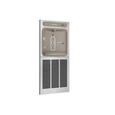 Elkay EZWS8K In Wall Bottle Filling Station w/ Sensor Activation - Refrigerated, Non Filtered