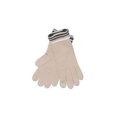 St. John's Bay Gloves: Brown Sol...