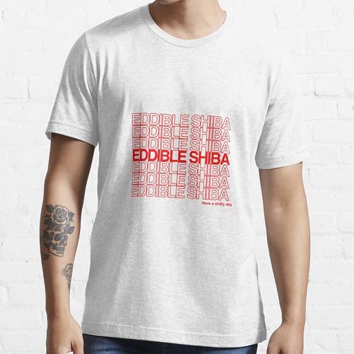 Essbarer Shiba Essential T-Shirt