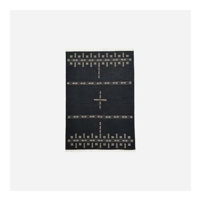 House Doctor - Rug Mila Black 30...