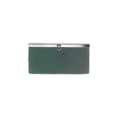 Bebe Clutch: Green Bags
