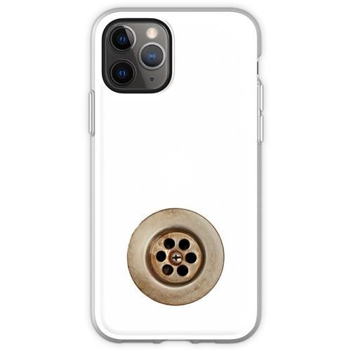 Waschbecken Abfluss Flexible Hülle für iPhone 11 Pro