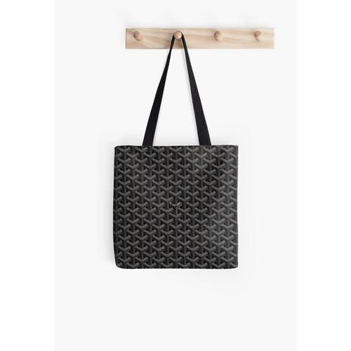 Schwarzer Goyard Tasche