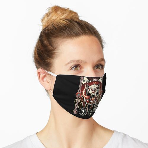 eiserner Hundekopf Maske
