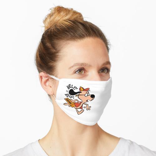 Schuhputzer Underdog Maske