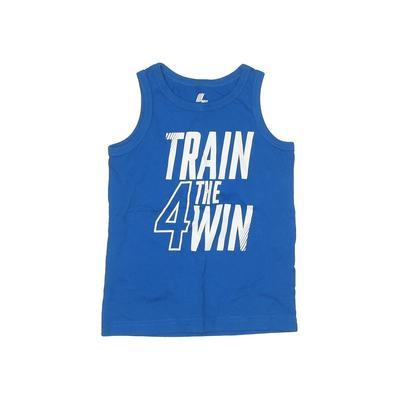 PLACE Sport Active Tank Top: Blu...