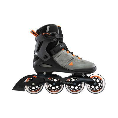 """Rollerblade Herren Inlineskates """"Sirio 90"""", grau/orange, Gr. 29,5"""