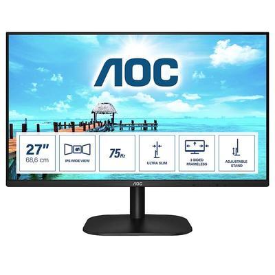 """Moniteur PC AOC 27"""" 27B2H/EU 75HZ 4ms IPS"""