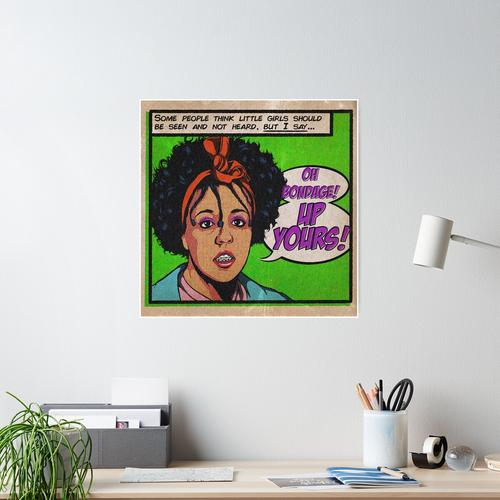 Oh Bondage! Poster