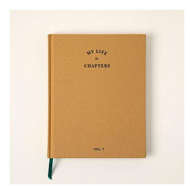 My Life In Chapters: 10 Year Journal