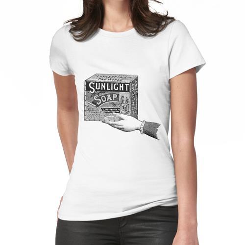 Sonnenlicht Seife Frauen T-Shirt