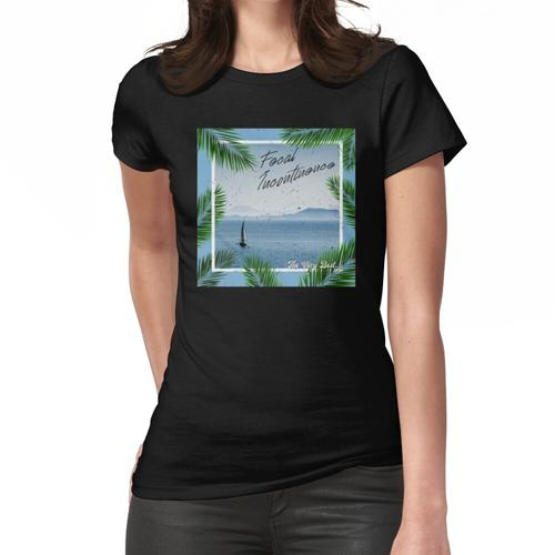 Stuhlinkontinenz Frauen T-Shirt