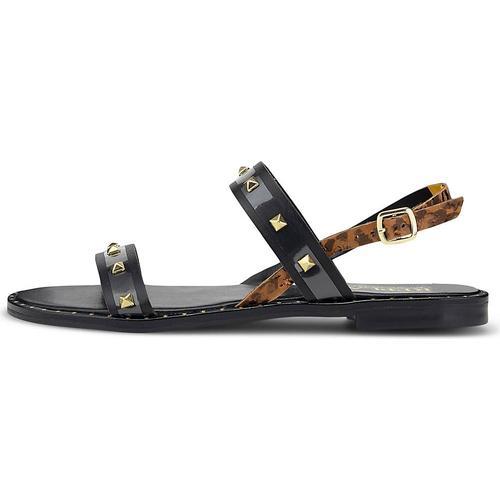 Replay, Sandale Nairobi - Nymet in schwarz, Sandalen für Damen Gr. 39
