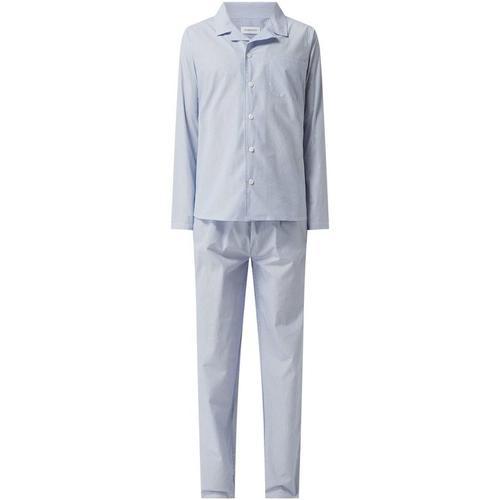 Seidensticker Pyjama aus Baumwolle