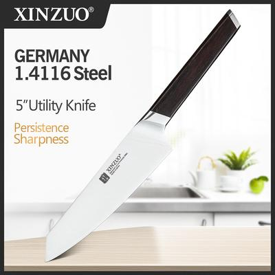 XINZUO couteau utilitaire 5 ''co...