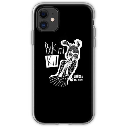 Bikini Kill Band Punkrock Bikini Kill Slayer Band Bikini Kil Bikini Kil Flexible Hülle für iPhone 11