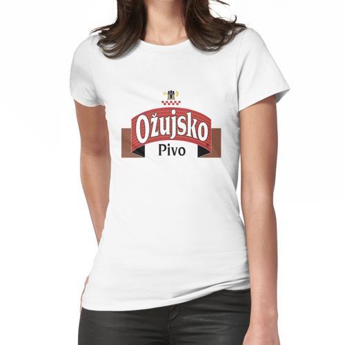 Ozujsko Pivo - Kroatien Frauen T-Shirt