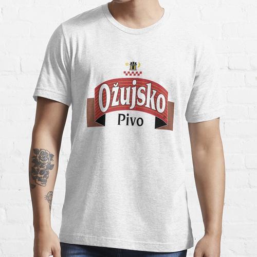 Ozujsko Pivo - Kroatien Essential T-Shirt