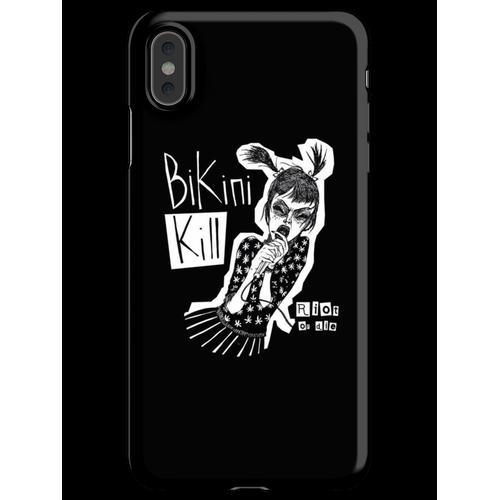 Bikini Kill Band Punkrock Bikini Kill Slayer Band Bikini Kil Bikini Kill Bi iPhone XS Max Handyhülle