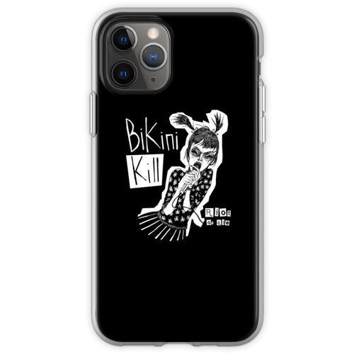 Bikini Kill Band Punkrock Bikini Kill Slayer Band Bikini Kil Bikini Flexible Hülle für iPhone 11 Pro