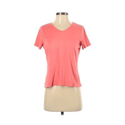 L.L.Bean Active T-Shirt: Red Sol...