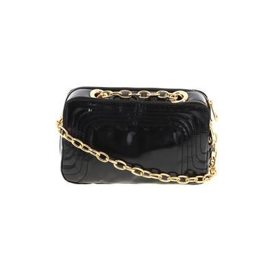 High Fashion - High Fashion Crossbody Bag: Black Solid Bags