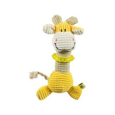 BeOneBreed Baby Giraffe Plush Puppy Toy