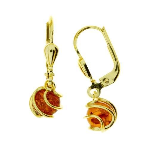 Ohrhänger - Goldkäfig - Gold 333/000 - OSTSEE-SCHMUCK gold