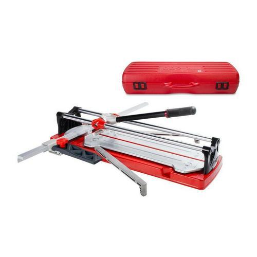 Rubi - Handschneider Schnittlänge 60 cm Schrägschnitt 42x42 cm mit Koffer - TR-600 MAGNET -