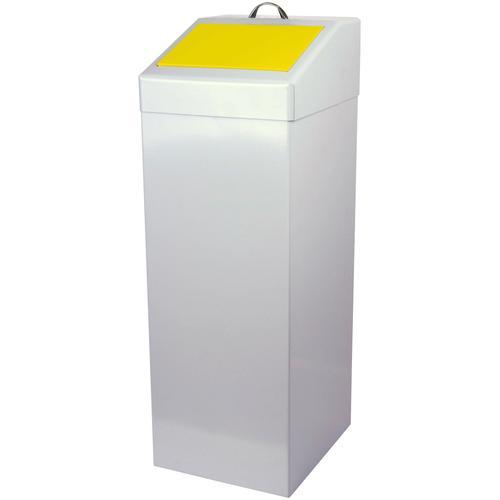 Szagato Mülleimer, 75 l gelb Küche Ordnung Mülleimer