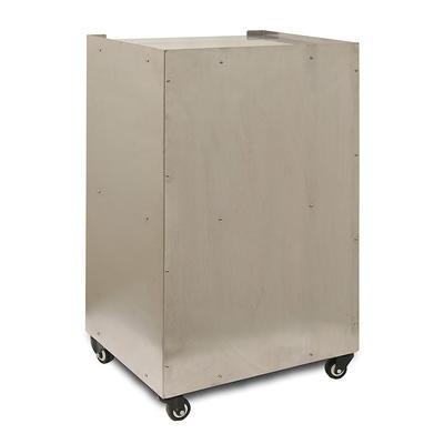 Winco 30147 Pedestal Base for Silver Screen 14 oz Popcorn Machines - 24