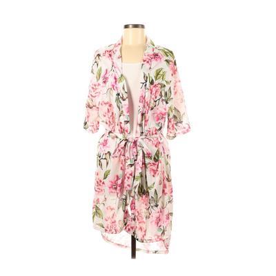 Show Me Your Mumu Kimono: White Floral Tops