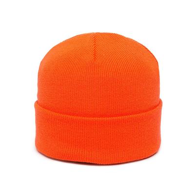 Outdoor Cap KN-400 Super Stretch Knit Watch in Neon Orange   Polyester