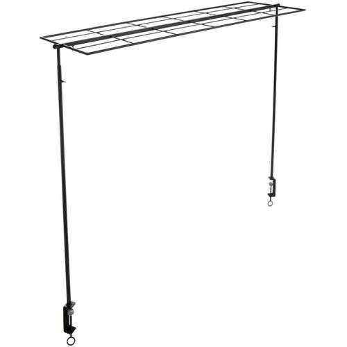 Schneider Hängedekoration, Tischdekorationshalter, aus Metall, ausziehbar schwarz Wanddekoration Deko Wohnaccessoires Hängedekoration