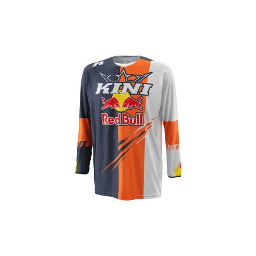 Kini Red Bull Competition Jersey grau XS