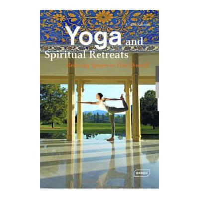 New Mags - Yoga And Spiritual Retreats Travel Lifestyle Book