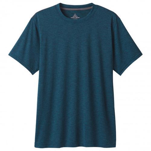 Prana - Calder S/S Top - Lycra Gr L blau