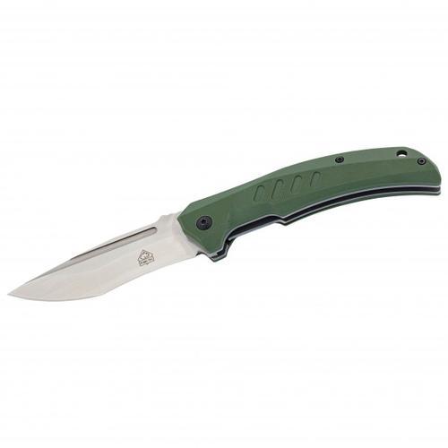 Puma Tec - Taschenmesser G10 Grün - Messer grün