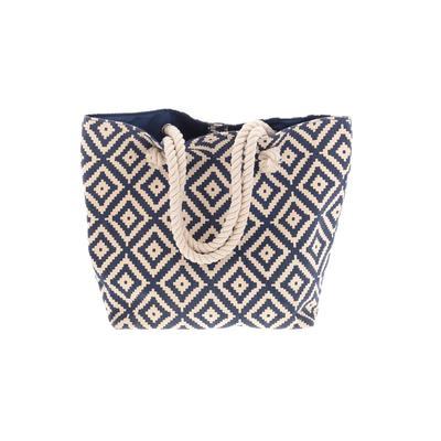 Summer & Rose - Summer & Rose Tote Bag: Blue Bags