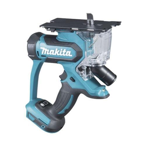 Akku-Trockenbausäge »DSD180Z« blau, makita