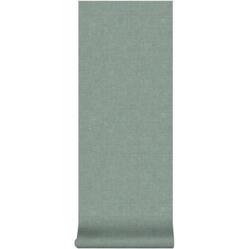 Superfresco Easy - Melle Grun - Vliestapete - 10m x 52cm