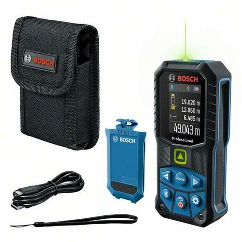 Bosch - Laser Entfernungsmesser GLM 50-27 CG Laserdiode Grün   Messbereich 50m